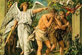 آدم والخطية