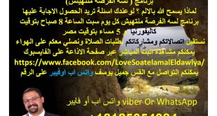 واتس اب أو فايبر viber Or WhatsApp 18185054684+