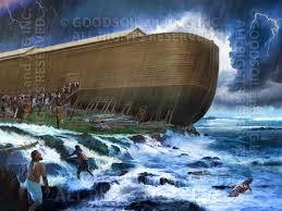 لو كنت مكان النبى نوح ماذا ستفعل ؟