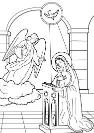 ماذا نتعلم من شخصية القديسة العذراء مريم